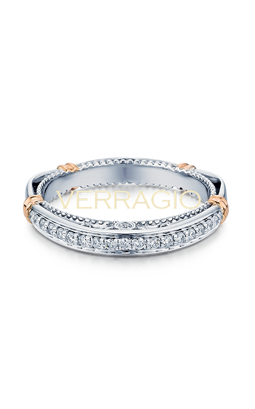 Verragio Parisian Wedding band PARISIAN-128W product image