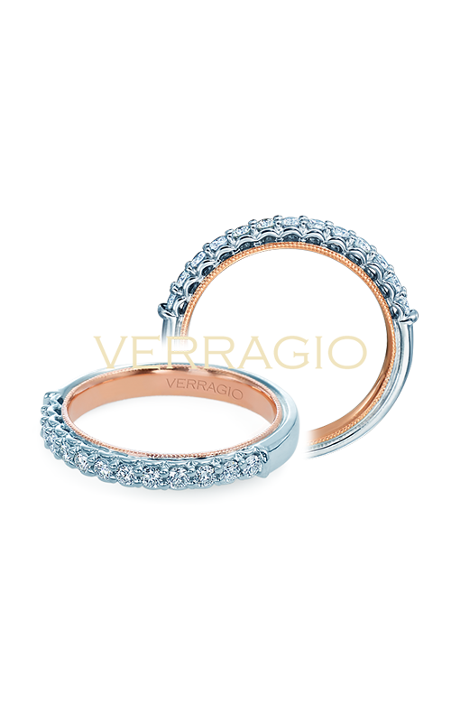 Verragio Renaissance Wedding band RENAISSANCE-901W-TT product image