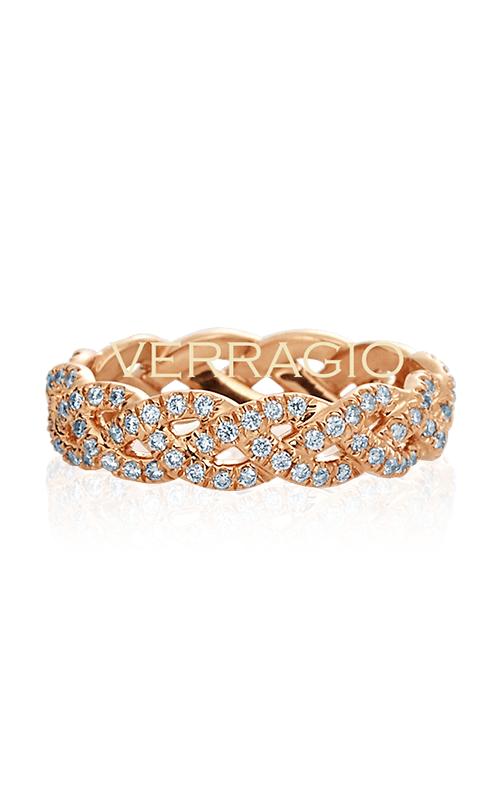 Verragio Wedding band ETERNA-4023-ROSE product image