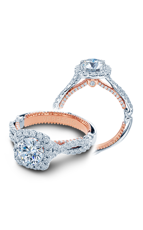 Verragio Couture Engagement ring COUTURE-0472CU-2WR product image