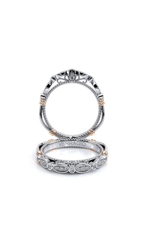 Verragio Wedding band PARISIAN-100W product image