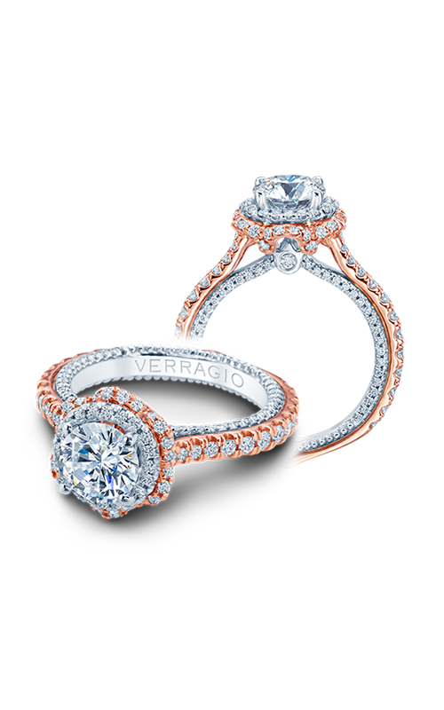 Verragio Engagement ring COUTURE-0467R-2RW product image