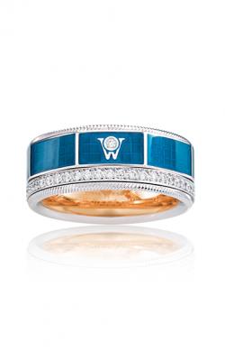 Wellendorff Fashion ring Blue Lagoon 607216 product image