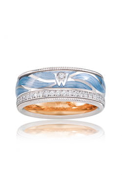 Wellendorff Fashion ring Ice Blue 607210 product image