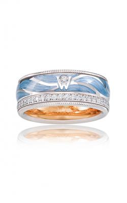 Wellendorff Fashion ring Ice Blue 607210 product image