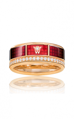 Wellendorff Fashion ring Red Canyon 607204 product image