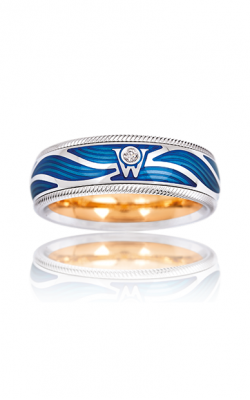 Wellendorff Fashion ring Shimmering Waves 607167 product image