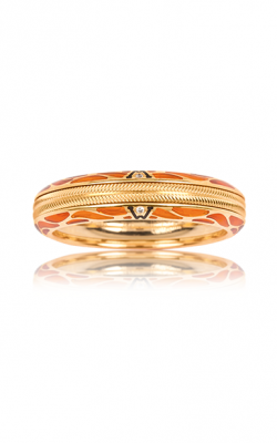 Wellendorff Fashion ring Pure Delight Coral 607155 product image