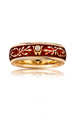 Wellendorff Fashion ring Hibiscus 606706 product image