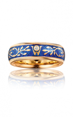 Wellendorff Fashion ring Forget Me Not 606670 product image