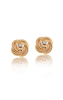 Wellendorff Earrings Silk Knot 808498 product image