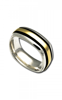 Zina Rings Zina Men Ring Z433-M-18k