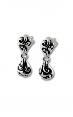 Zina Swirl Earrings B1208 product image