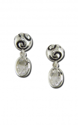 Zina Swirl Earrings B1237-RC product image