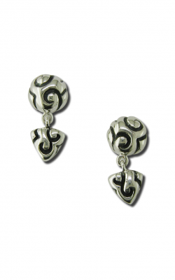 Zina Swirl Earrings B1272 product image