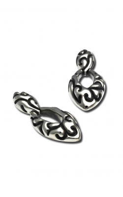 Zina Swirl Earrings B1212 product image