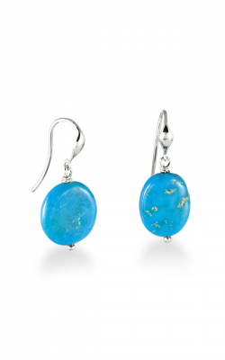 Zina Contemporary Earrings B117-TQ product image