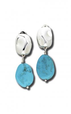 Zina Touchstone Earrings B174-TQ product image