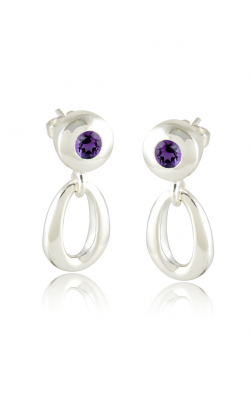 Zina Contemporary Earrings B325-A product image