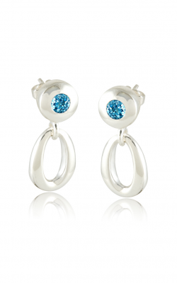 Zina Contemporary Earrings B325-BT product image
