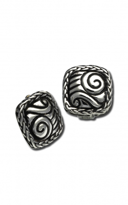 Zina Swirl Earrings B481-SW product image