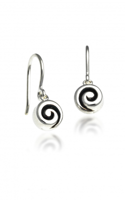 Zina Swirl Earrings B732-SW product image