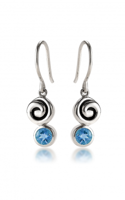 Zina Swirl Earrings B733-BT product image