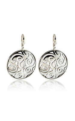 Zina Swirl Earrings B1275 product image