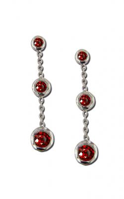 Zina Ripples Earrings B1631-GT product image