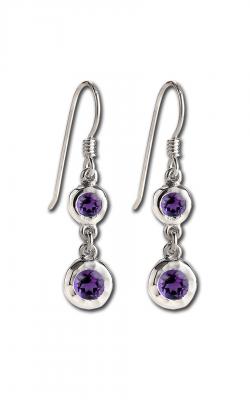 Zina Ripples Earrings B1633-A product image