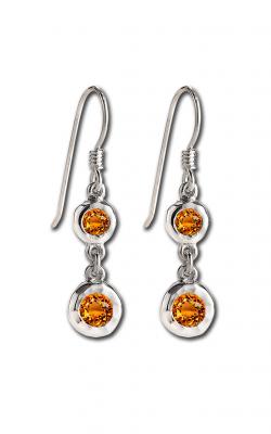 Zina Ripples Earrings B1633-C product image