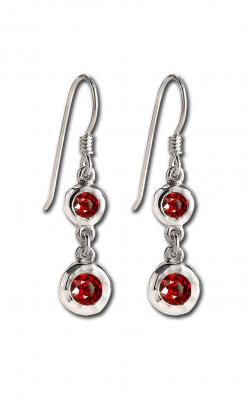 Zina Ripples Earrings B1633-GT product image