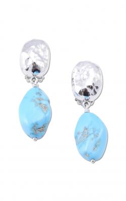 Zina Ripples Earrings B1674-TQ product image