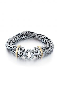 Zina Swirl Bracelet A599-7-18K product image