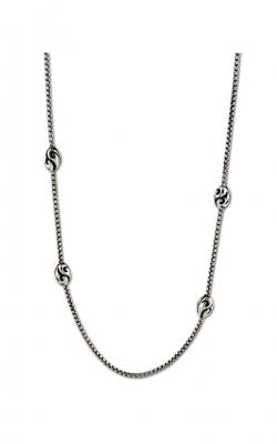 Zina Swirl Necklace A1233-17 product image