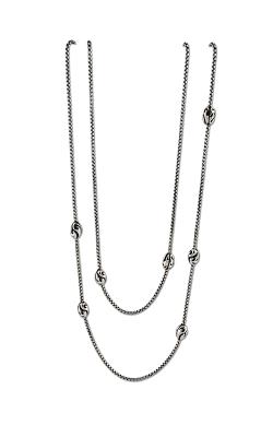 Zina Swirl Necklace A1233-51 product image