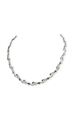 Zina Swirl Necklace A1247-17 product image