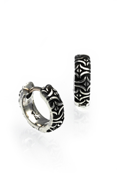 Zina Swirl Earrings B46 product image