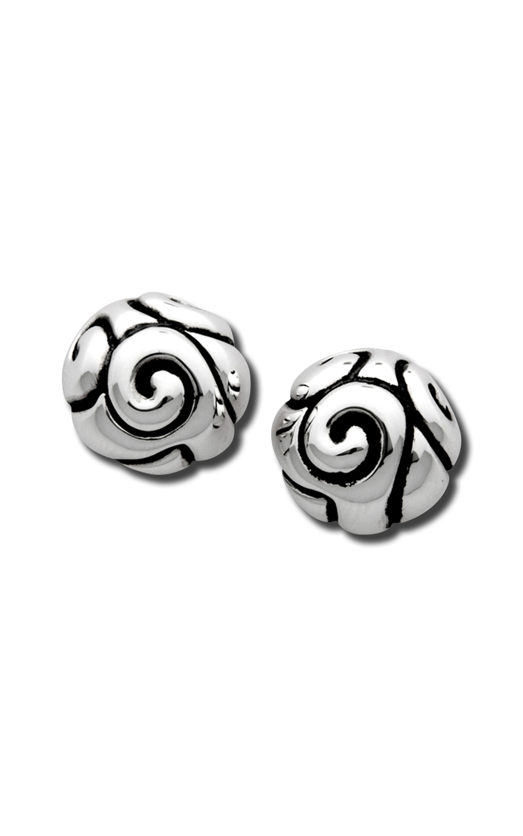 Zina Swirl Earrings B1220 product image
