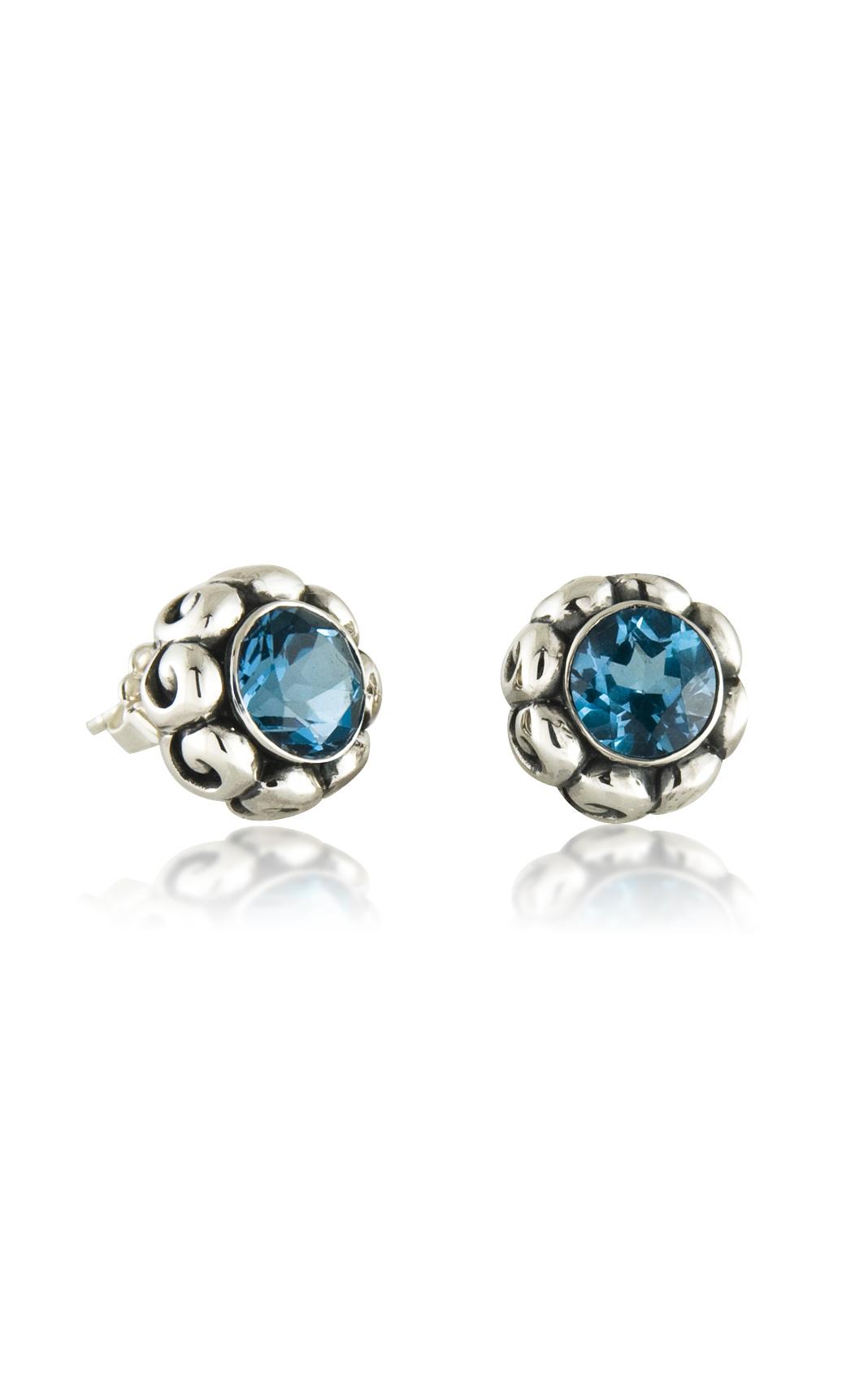 Zina Swirl Earrings B88-BT product image