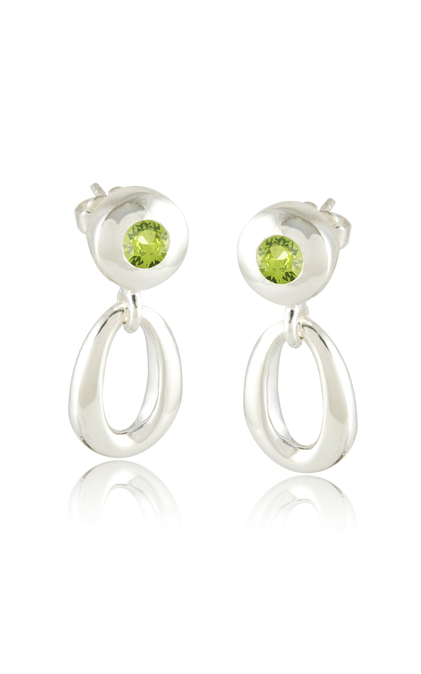 Zina Contemporary Earrings B325-P product image
