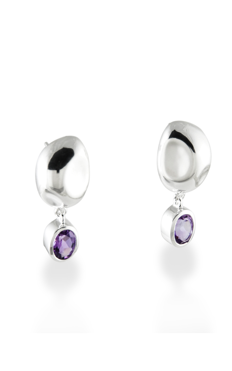 Zina Touchstone Earrings B371-A product image