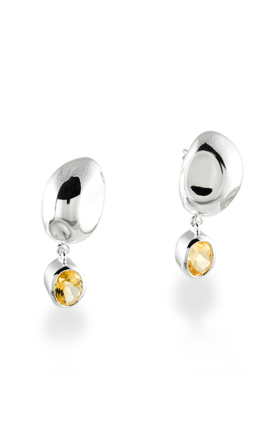 Zina Touchstone Earrings B371-C product image