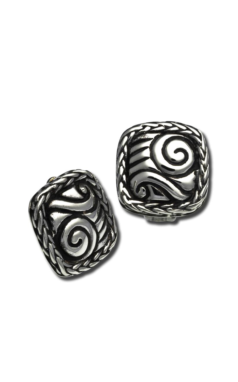Zina Swirl Earrings B481-SW product image