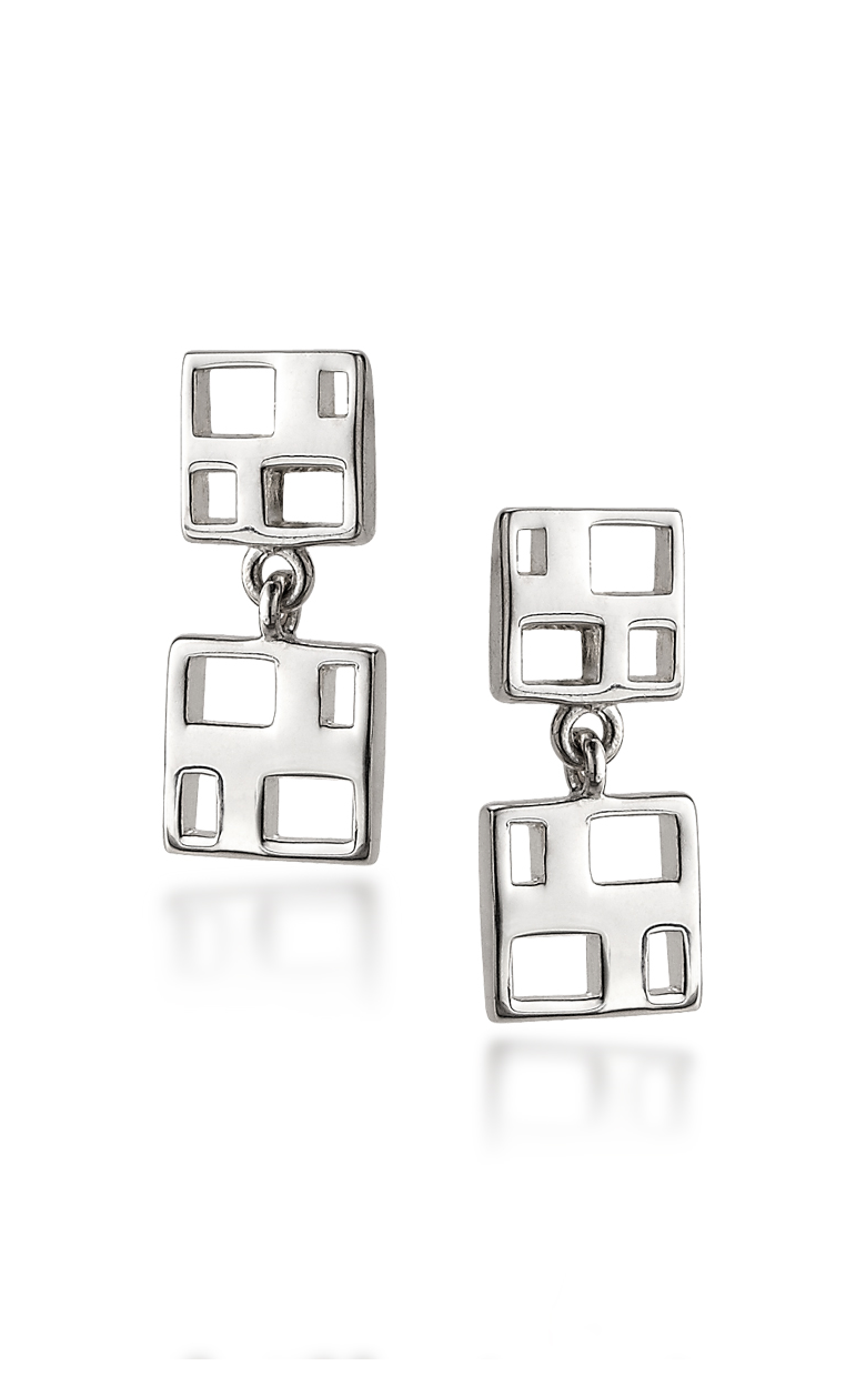 Zina Windows and Fireworks Earrings B630 product image