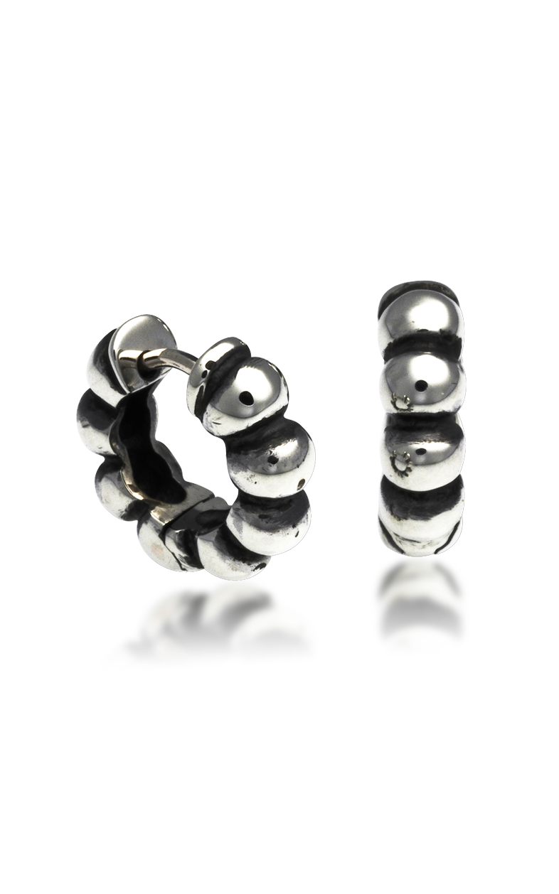 Zina Swirl Earrings B907 product image
