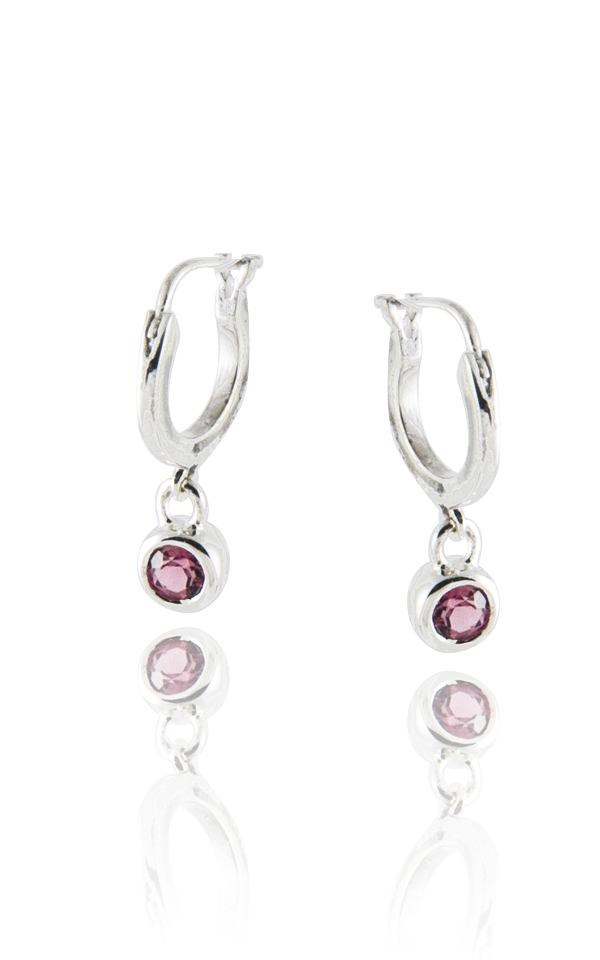 Zina Contemporary Earrings B1107-PT product image