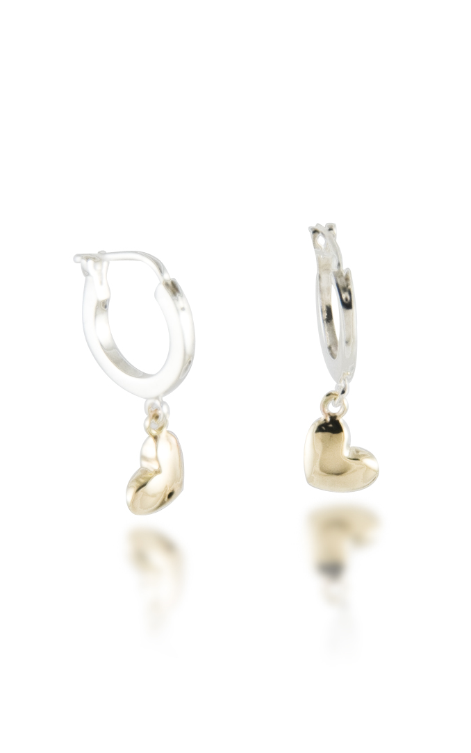 Zina Contemporary Earrings B1114-G product image