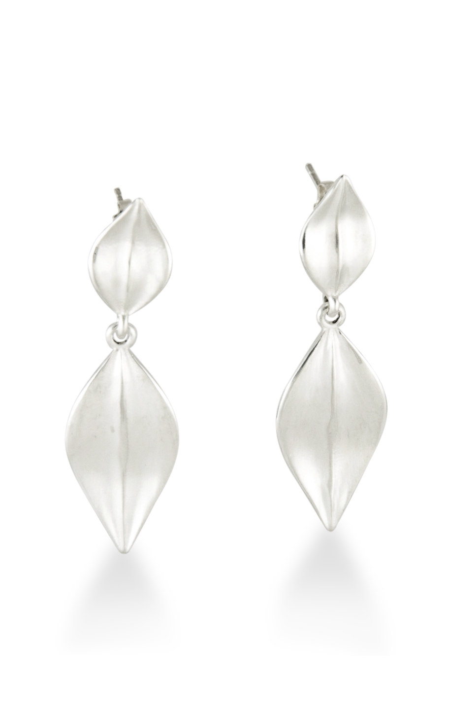 Zina Leaf Earrings B1122 product image