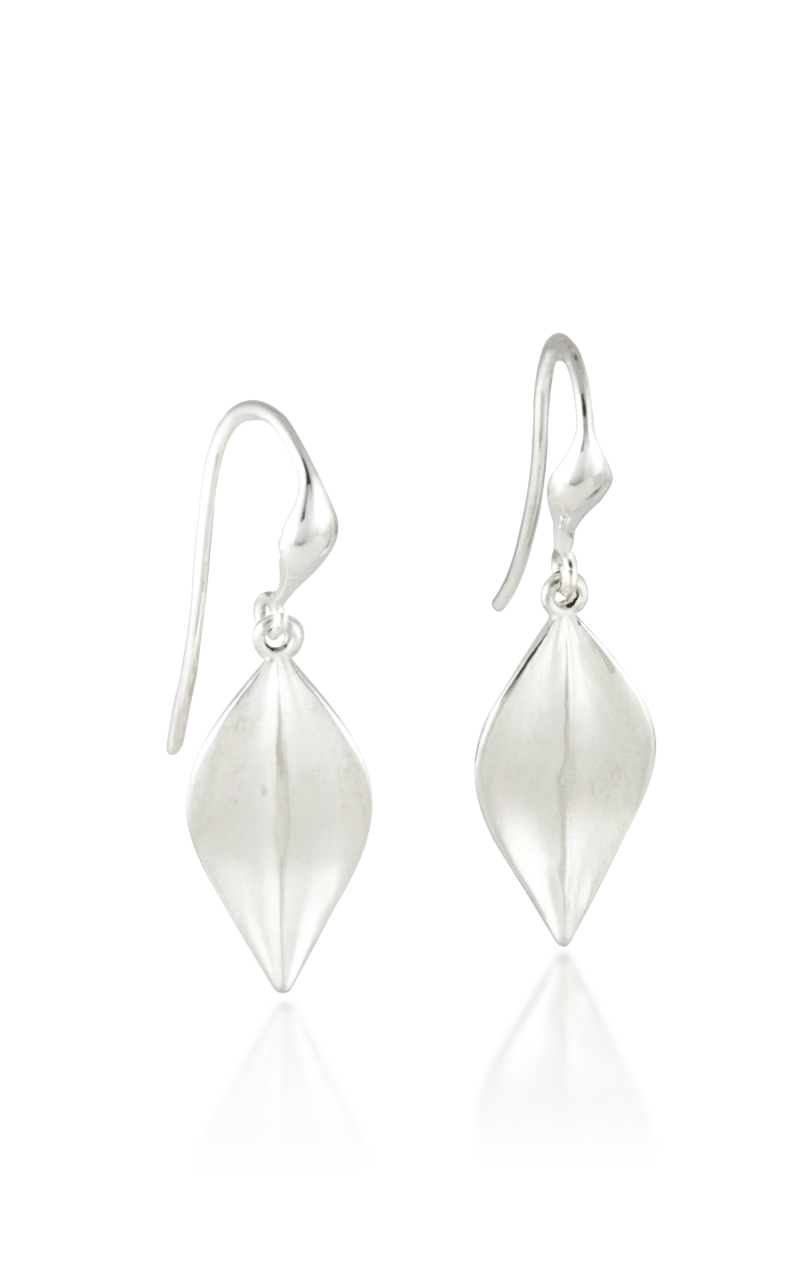 Zina Leaf Earrings B1123 product image